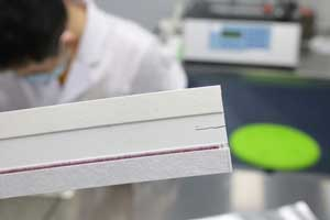 Covid-19-Antigen-Test